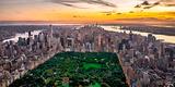 New York & Central Park Kunstdrucke von Philip Plisson