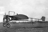 Blèriot Xi Airplane in England, 1909 Fotografisk trykk av Scherl Süddeutsche Zeitung Photo