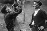 Men in Spain, 1929 Photographic Print by Scherl Süddeutsche Zeitung Photo