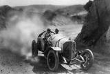 Automobilrennen um die 'Targa Florio' auf Sizilien, 1922 Fotografie-Druck von Scherl Süddeutsche Zeitung Photo