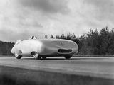 """W25 """"Rekordwagen"""" by Mercedes-Benz, 1939 Fotografisk trykk av Knorr Hirth Süddeutsche Zeitung Photo"""
