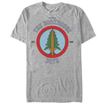Twin Peaks- The Bookhouse Boys T-Shirts