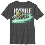 Youth: Legend Of Zelda- Link Strike T-Shirts