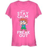 Women's: Rugrats- Freak Out T-shirts