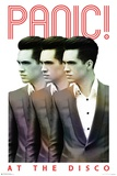 Panic! at the Disco - Repeat Affiches
