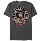 Gas Monkey- Epic Custom Rods Badge T-shirts