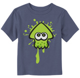 Infant: Super Marios Bros- Little Green Inkling T-Shirts