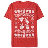 Disney: Toy Story- Festive Holiday Decorations T-skjorte