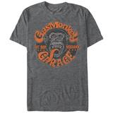 Gas Monkey- Hotrod Monkey Logo T-Shirt