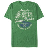 Twin Peaks- Logging Camp T-Shirts
