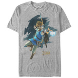 Legend Of Zelda- Lightning Arrow Shirts