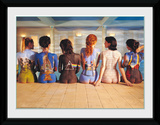 Pink Floyd- Back Catalogue Collector Print