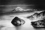 Mount Fuji in Japan, Ca. 1930's Photographic Print by  Süddeutsche Zeitung Photo