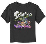 Infant: Nintendo- Splatoon- Character Palette T-shirts