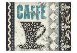 Caffe Fabuloso Posters par Melody Hogan
