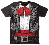 The Three Amigos- Mariachi Costume T-shirts