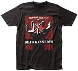 Dead Kennedys- California Uber Alles Camisetas