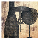 Shadowy Kitchen 1 Prints by Victoria Brown