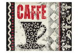 Caffe Fabuloso 3 Posters by Melody Hogan