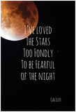 Fearful Of The Night Print