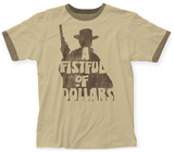 Fistful of Dollars- Silhouette T-Shirts