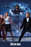 Doctor Who Xmas Iconic 2016 Print