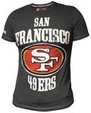 NFL: San Francisco 49ers- Classic Emblem Skjorte