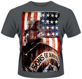 Sons Of Anarchy- President Clay T-shirts