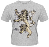 Game Of Thrones-  Lannister Lion Tshirts