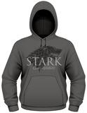 Hoodie: Game Of Thrones- Stark Direwolf Pullover Hoodie