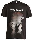 Titanfall 2- Regie Silhouette Camiseta