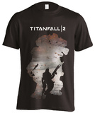Titanfall 2- Regie Silhouette T-shirts