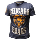 NFL: Chicago Bears- Roaring Mascot T-skjorter