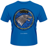 Game Of Thrones- House Stark Crest T-shirts