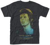 David Bowie- Ziggy Stardust Close Up T-Shirts