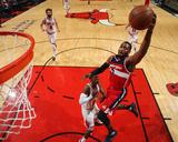 Washington Wizards v Chicago Bulls Photographie par Gary Dineen