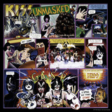 KISS - Unmasked (1980) Stampa