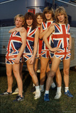 Def Leppard - Pyromania Tour 1983 キャンバスプリント