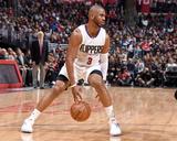 San Antonio Spurs v Los Angeles Clippers Photographie par Andrew D Bernstein