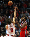 Washington Wizards v Chicago Bulls Foto af Jonathan Daniel