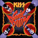 KISS - Sonic Boom (2009) キャンバスプリント