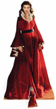 Scarlett O'Hara - Gone With the Wind - Mini Cutout Included Papfigurer