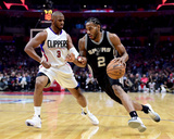 San Antonio Spurs v Los Angeles Clippers Foto af Harry How