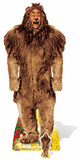 The Cowardly Lion - The Wizard of Oz - Mini Cutout Included Figura de cartón