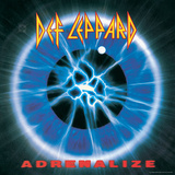 Def Leppard - Adrenalize 1992 キャンバスプリント