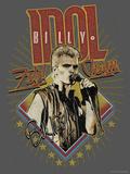 Billy Idol - Fatal Charm Bedruckte aufgespannte Leinwand