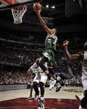 Milwaukee Bucks v Cleveland Cavaliers Foto von David Liam Kyle