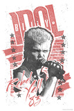 Billy Idol - Rebel Yell, 1983 Poster