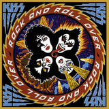 KISS - Rock and Roll Over (1976) Plakater af  Epic Rights