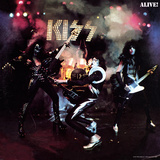 KISS - Alive! (1975) Prints by  Epic Rights